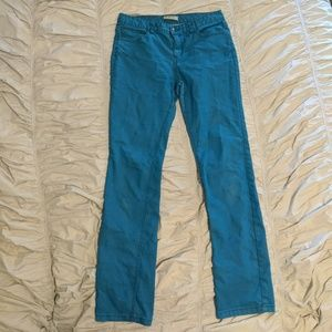 Free People blue pants